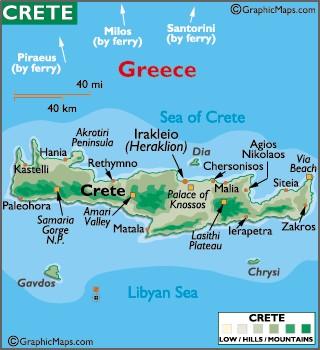 Creta Charter Vara Heraklion Tarif De La 328 Euro 1 Persoana